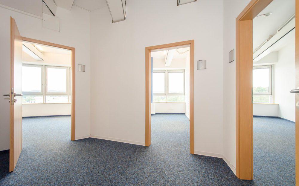 Zugang Büros A-C