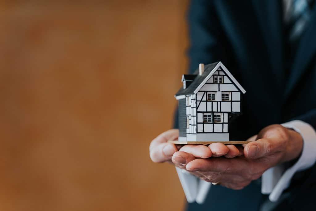Immobilie in sicheren Händen